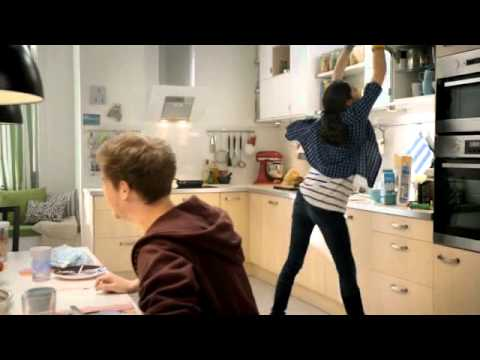 ikea werbung k che 2011 youtube. Black Bedroom Furniture Sets. Home Design Ideas