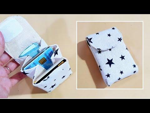 easy-card-holder-diy-tutorial丨卡片包制作教学-#handymum-❤❤