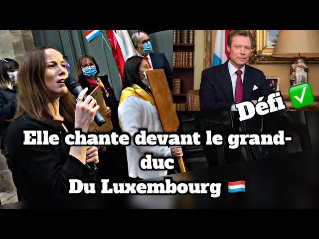 Hymne national du luxembourg (by Jennifer)