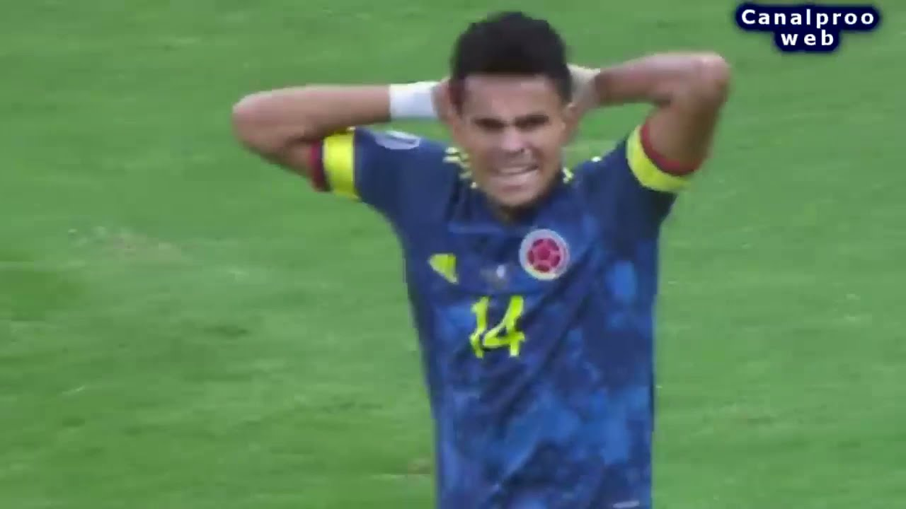 Download COLOMBIA vs PERU 3-2 COPA AMERICA 2021 MATCH FOR 3rd PLACE 09/07/2021