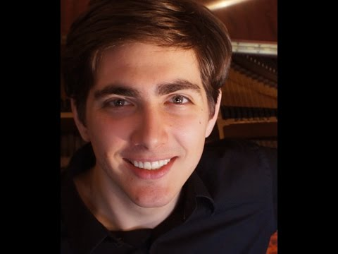 Music Academy of the West Vocal Piano Fellow Nathaniel LaNasa