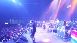 NOFX - Roger Lima as Eric Melvin - Murder The Government/I'm Telling Tim - Musink 3/17/17