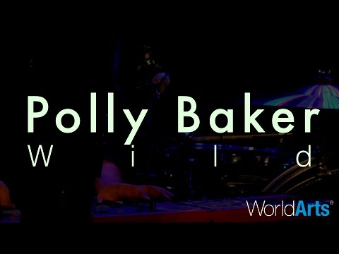 Polly Baker LIVE on the WorldArts Stage -