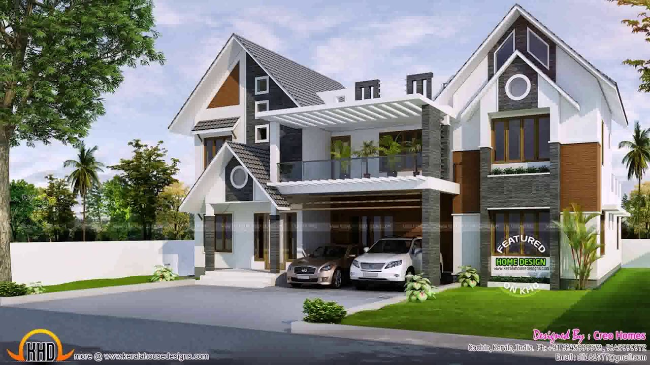 Steep Pitched Roof House Plans Gif Maker Daddygif