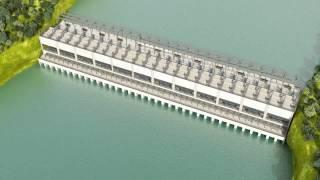 Opravy betonu - vodní stavby, MC-Bauchemie