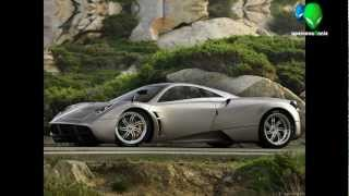 Top 10 Most Expensive Cars 2012