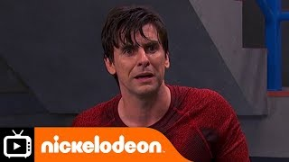 Henry Danger | A Race Against Stairs | Nickelodeon UK