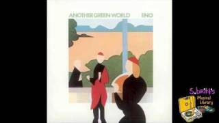 "Brian Eno ""Another Green World"""
