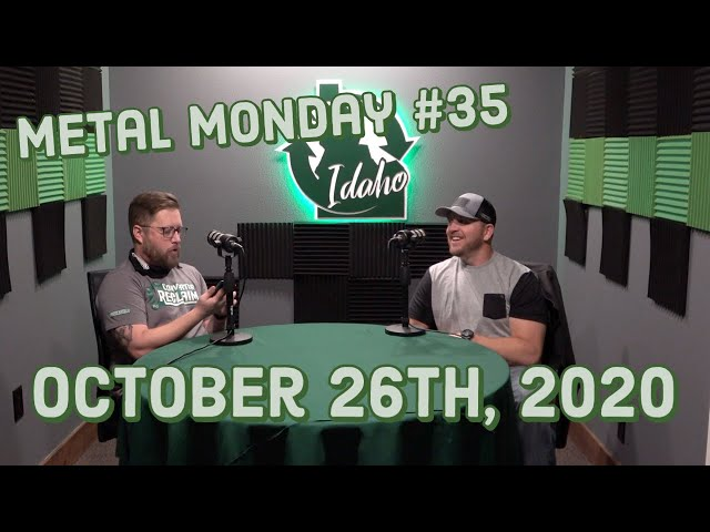 Metal Monday #35 with Nick and Brett