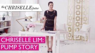5cab3b00eb0f ... Chriselle Lim for Nine West  The Basic Black Pump