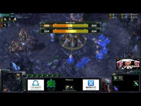 TCS #136: [PvP] TAiLS v. Bischu - StarCraft 2 ita
