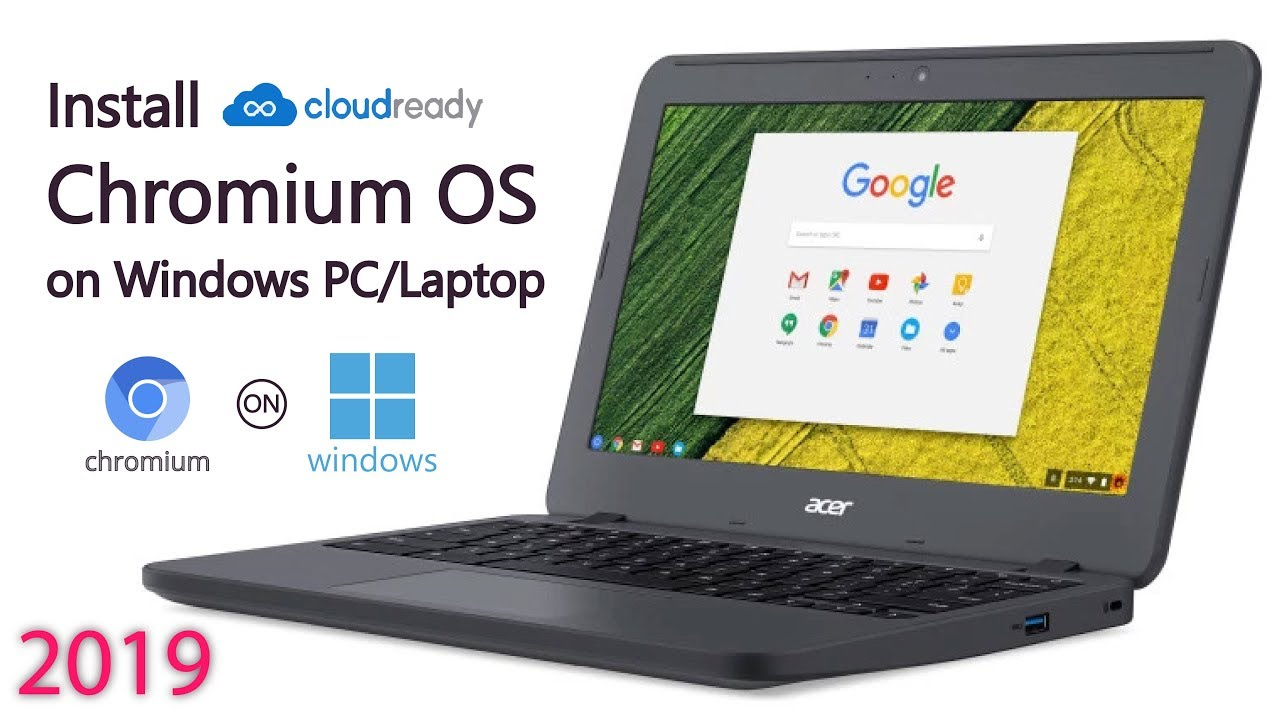 How to Install Chrome OS on Any PC and Turn It Into a Chromebook
