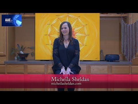 AAE tv | Sound Harmonics And Our DNA | Micheila Sheldan | 3.31.18