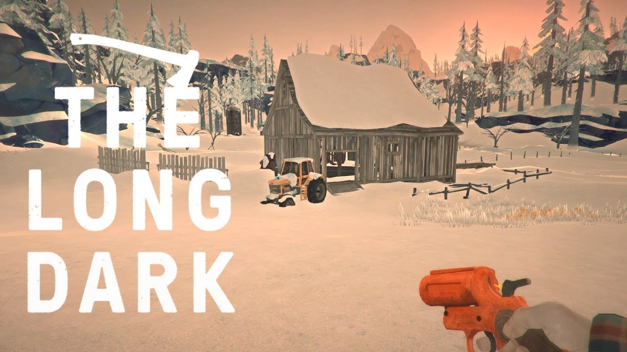 The Long Dark Paradise Meadows Farm The Long Dark Gameplay