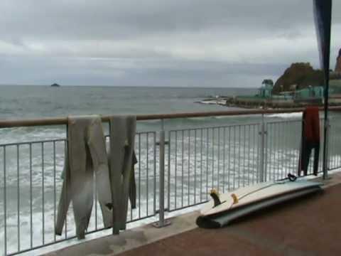 Surfing Dunedin NZ - Hyundai National Surfing Championships, St Clair, Dunedin