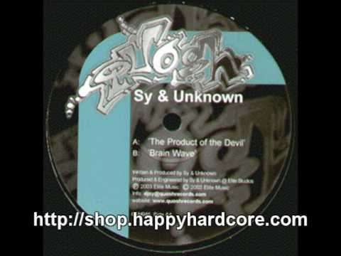 Sy & Unknown - Product Of The Devil - uk hardcore vinyl records - HTID - QSH046