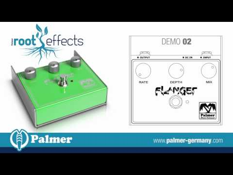 Palmer root effects - Flanger