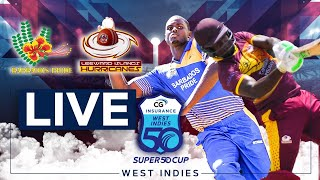 🔴LIVE 5th Place Playoff | Barbados vs Leeward Islands | CG Insurance Super50 Cup