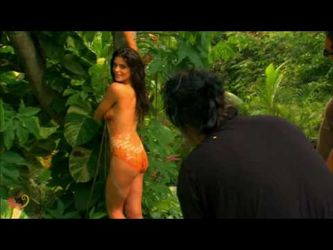 Ashley Greene Bodypaint HD 1080x720 Part 1of 2
