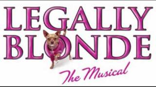 Legally Blonde - take it like a man