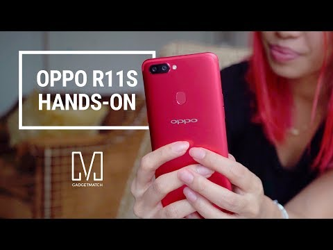Download Youtube: OPPO R11s Unboxing and Hands-On