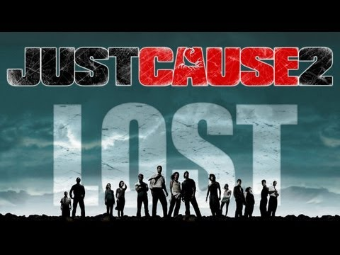 Just Cause 2 Multiplayer - Lost Easter Egg |