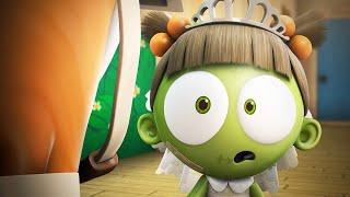 SPOOKIZ | 웃기는 애니메이션 만화 | 웨딩 드레스 | 스푸키 즈 | 어린이 만화 | 어린이를위한 비디오 | Wildbrain