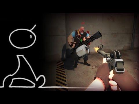 Team Fortress 2 Gigi DAgostino Bla Bla Bla Hitsounds & Killsound