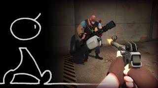 [Team Fortress 2] Gigi D'Agostino 'Bla Bla Bla' Hitsounds & Killsound