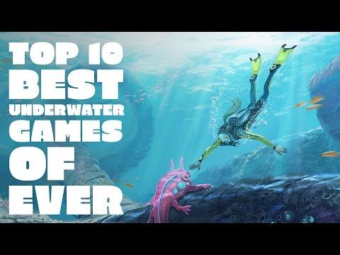 Top 10 underwater games of ever