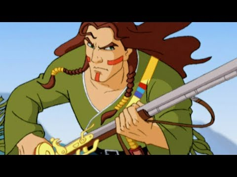 LAST OF THE MOHICANS ep. 26 whole tale for children in English | TOONS FOR KIDS | cartoon for kids from YouTube · Duration:  24 minutes 19 seconds