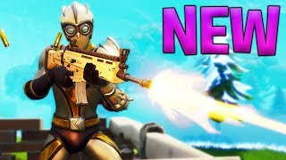 BRAND NEW VENTURION SKIN! Fortnite Battle Royale PS4 Pro Livestream