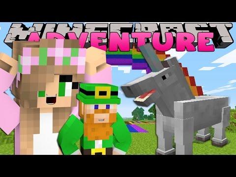 Minecraft - Little Kelly Adventures : MAGIC UNICORN WISH GRANTED!
