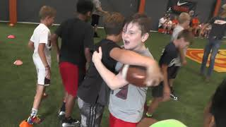 2019 Clinton Dragons Youth Camp Highlights