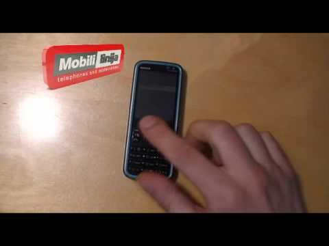 Nokia 5630 XpressMusic (lietuviškai)