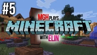 Mgh Plays: Minecraft with Elin! - Survival Games - Episode #5