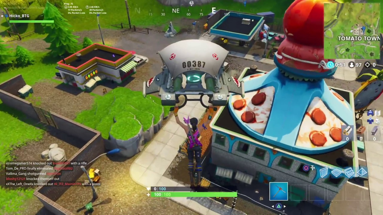all 7 hungry gnome locations fortnite week 8 challenge - fortnite 7 hungry gnomes