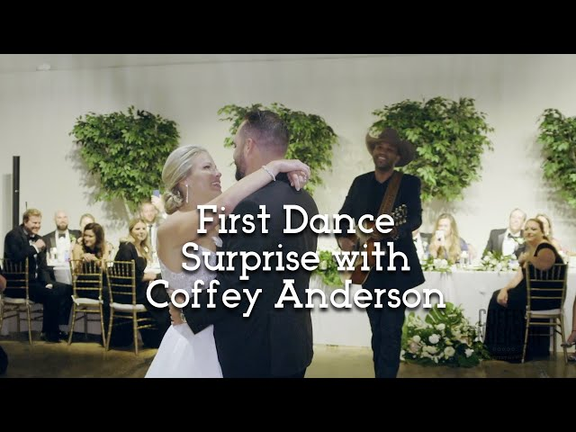 Wedding Video - Coffey Anderson - Better Today - First Dance