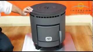 Отопительная печь для дачи Печурка - маленькая и удобная(, 2013-09-09T08:02:25.000Z)