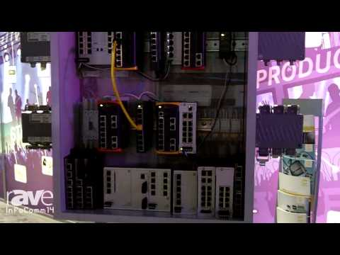 InfoComm 2014: Harting Displays Variety of New Industrial Ethernet Switches and Connectors