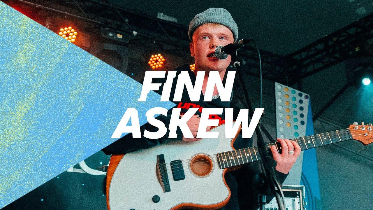 Finn Askew - Adidas (Reading Festival 2021)