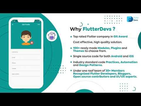 Flutter Smart Home App