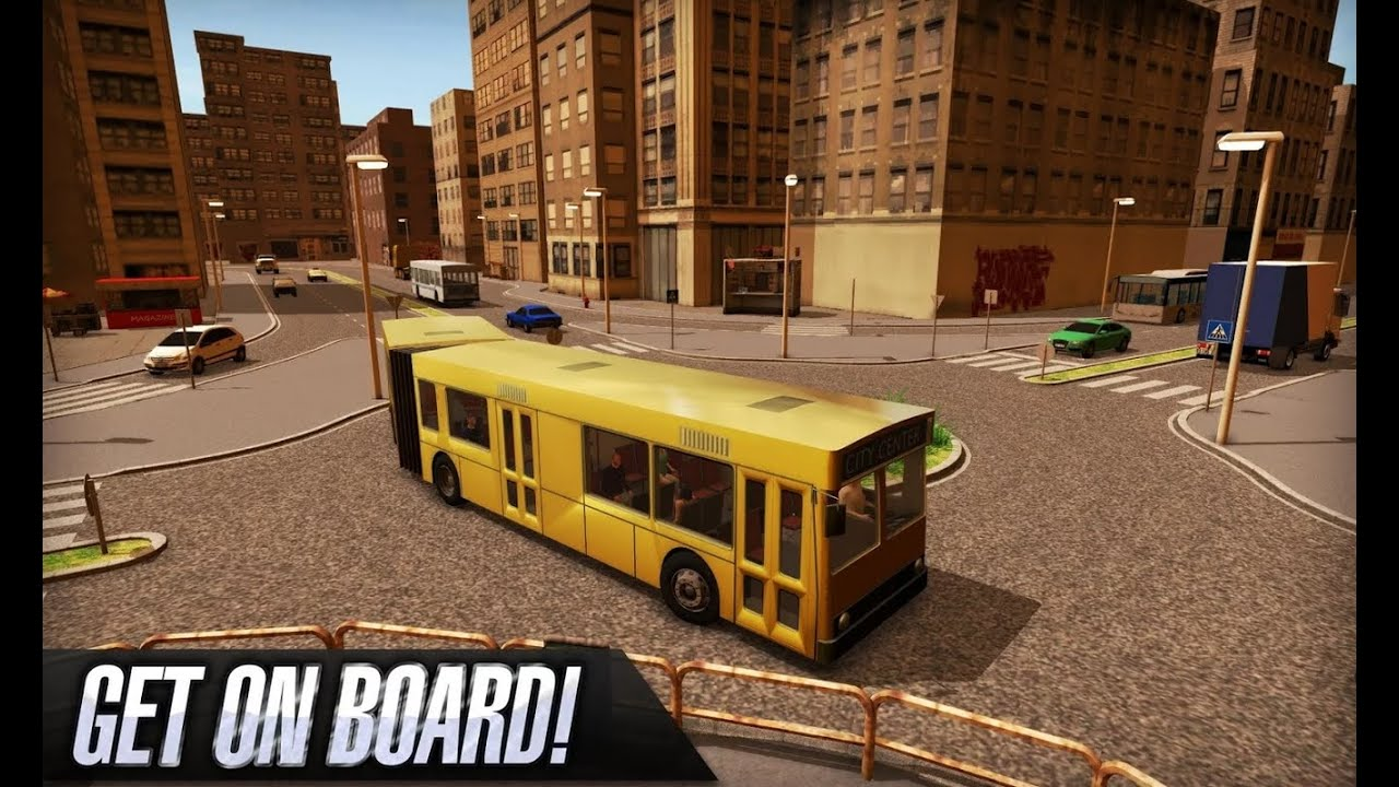 Bus Simulator 2015 - Android Gameplay HD - YouTube | 1335 x 799 jpeg 186kB