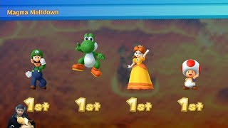 Download lagu Mario Party 10 Coin Challenge 88 MARIO CRAZY