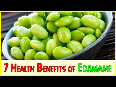 A Quick Look on 7 Health Benefits of Edamame | Edamame Nutrition