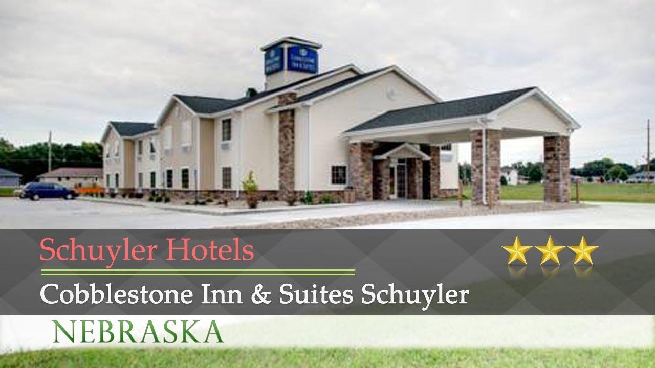 Cobblestone Inn Suites Schuyler Hotels Nebraska