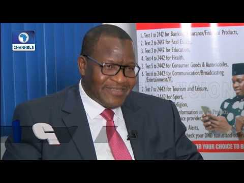 NCC's Danbatta On Strategies To Improve Nigeria's Digital Space, Telecoms Pt.1 |Question Time|