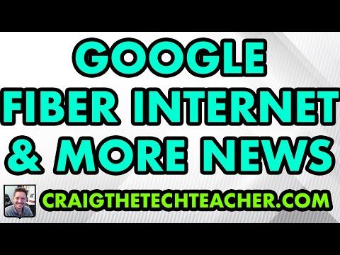 PCMTTL! 39: Google Fiber Internet 1000 Mbps. Tech News. Live Q&A!