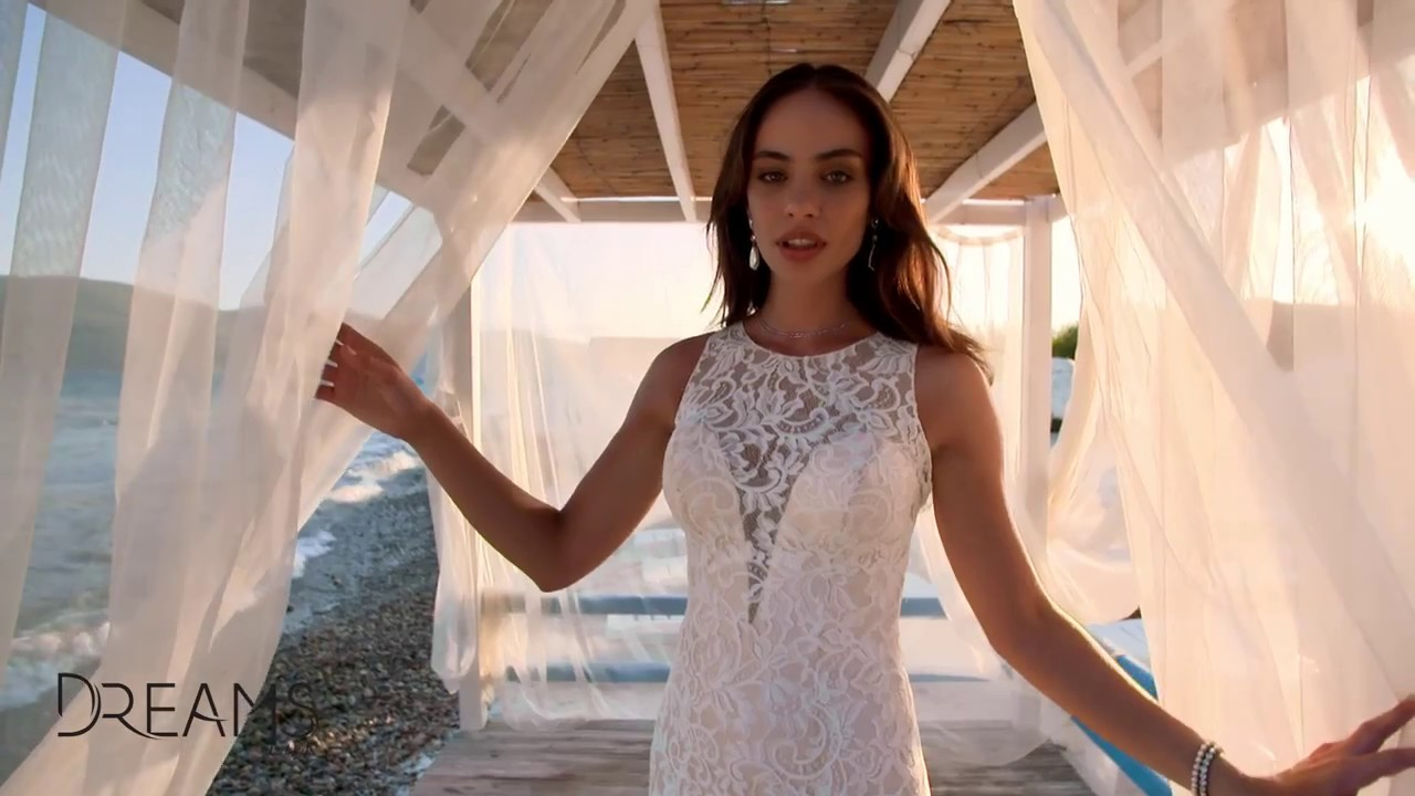 233e2a7958d8 Wedding gowns. Dreams 2019 Collection by Eddy K - YouTube