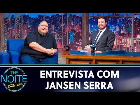 Entrevista com Jansen Serra  The Noite 030919